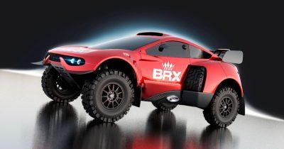 BRX Hunter T1+