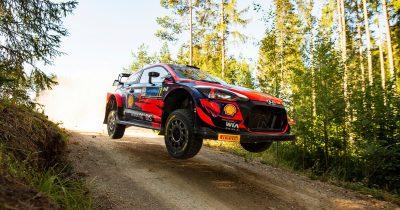 Thierry Neuville Észt Rally 2021