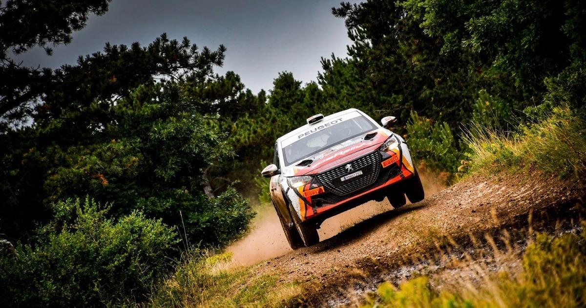 Szauer Gergő Székesfehérvár-Veszprém Rally 2021