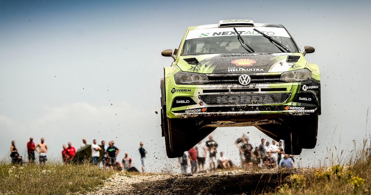 Turán Frigyes Székesfehérvár-Veszprém Rally 2021