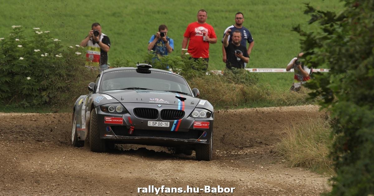 Lángi Attila BMW Z4