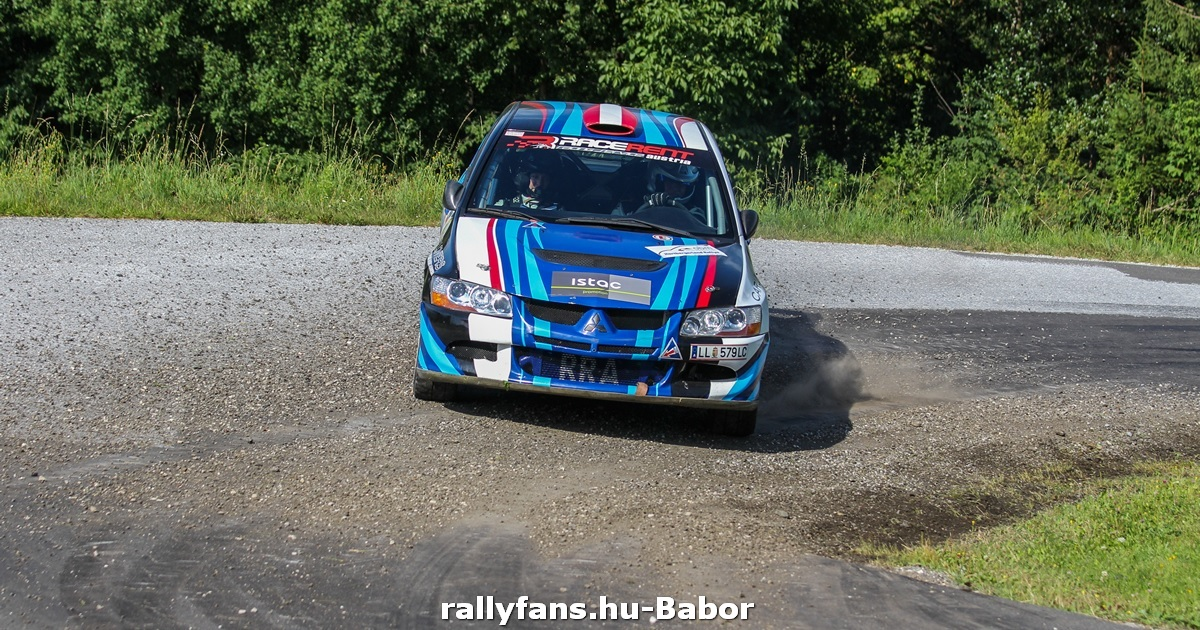 OBM Hartbergerland Rallye 2021