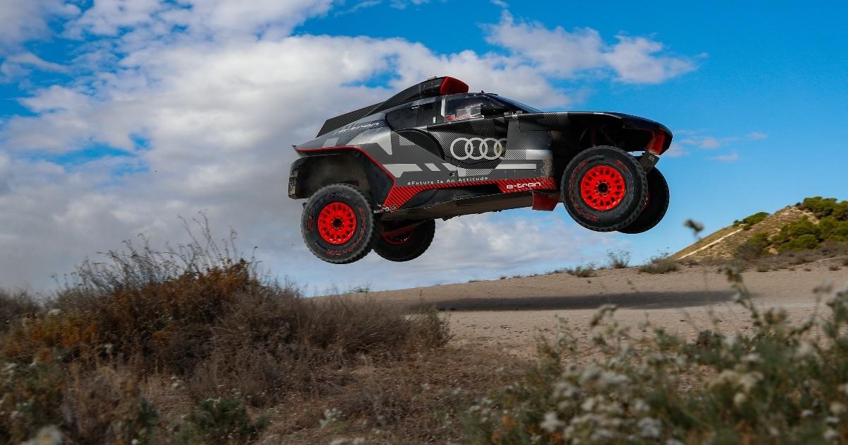 Audi RS Q e-tron teszt
