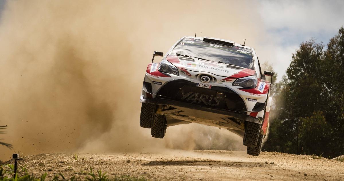 Lappi Toyota Yaris WRC