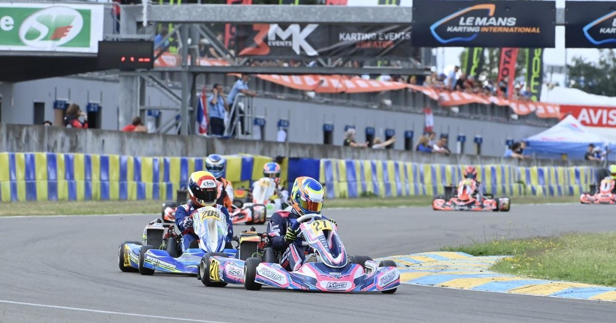 Gokart: Menya Le Mans