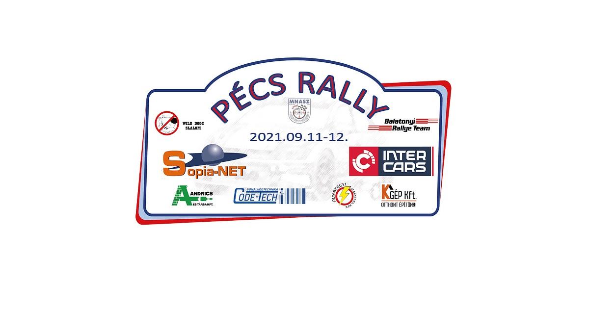 Pécs Rally 2021