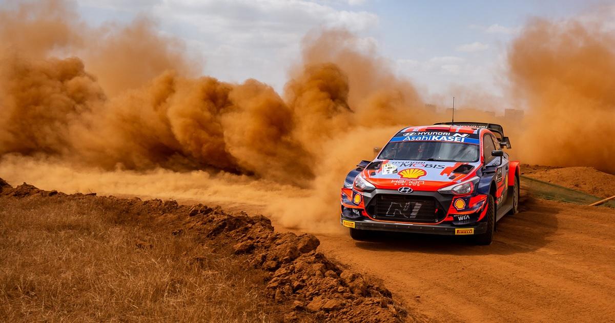 Dani Sordo WRC 2021