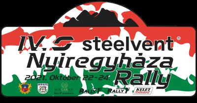 Nyíregyháza Rally 2021