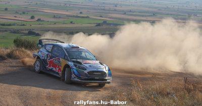 WRC Akcropolis Rally 2021 blog