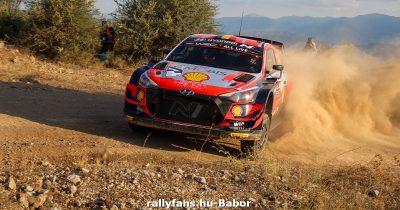 WRC Akropolisz Rally 2021 képek