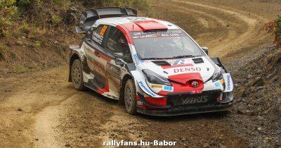 WRC EKO Acropolis Rally 2021 Kalle Rovanpera