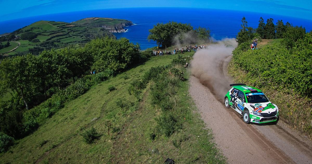 ERC Azori-szigetek Rally 2021 Mikkelsen