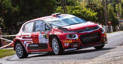 Mads Ostberg Vértes Rallye 2021