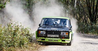 Zsírpapa Vértes Rallye 2021