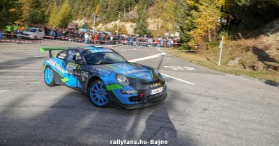 61. Rallye International du Valais 2021 képek