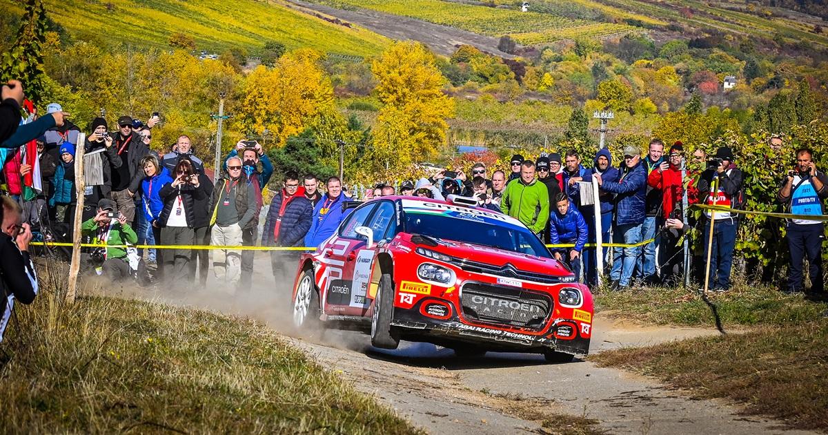 Ostberg Rally Hungary