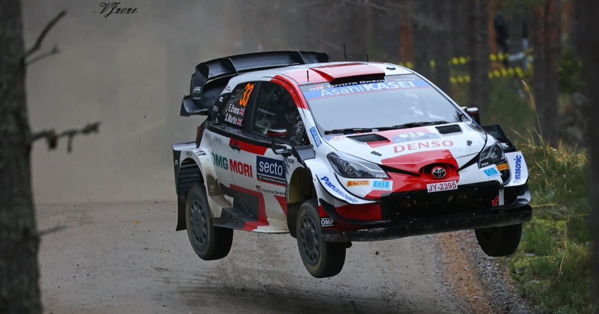 WRC Finn Rally 2021