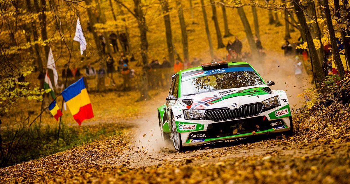 Andreas Mikkelsen Rally Hungary