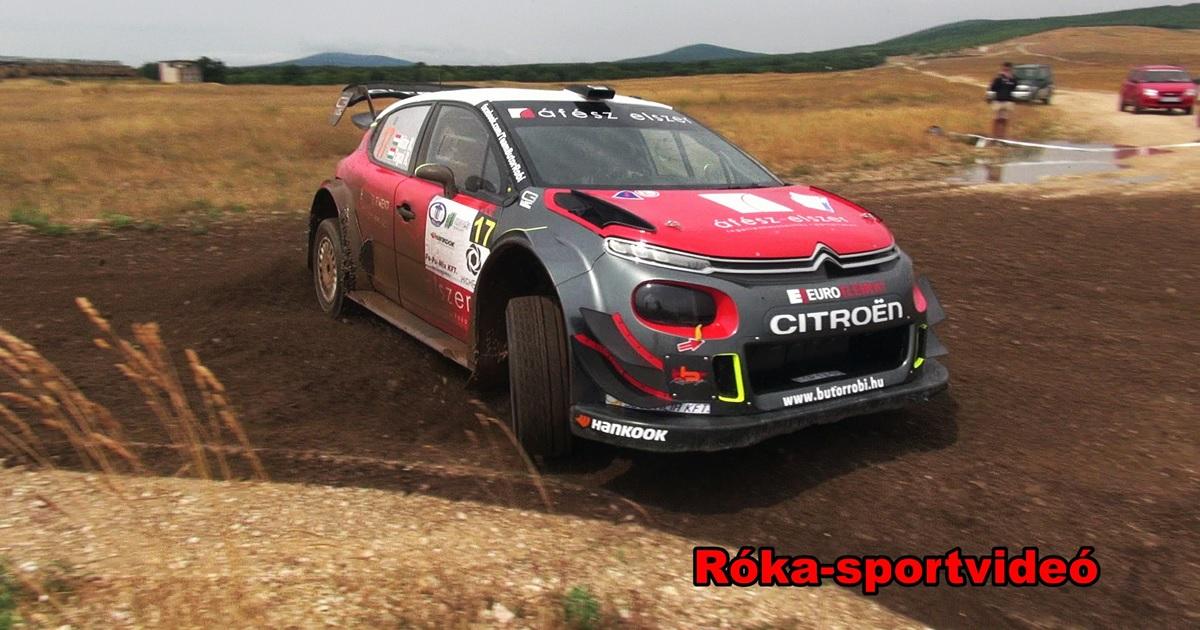 Székesfehérvár-Veszprém Rally 2021 videó