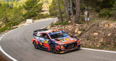Neuville Spanyol Rally 2021